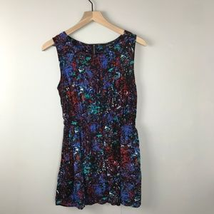Forever 21 Dress multicolor size small
